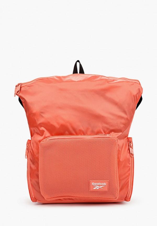 Рюкзак Reebok кораллового цвета
