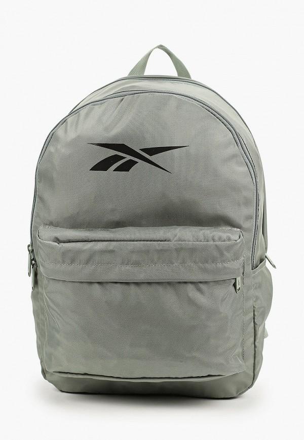 женский рюкзак reebok, зеленый