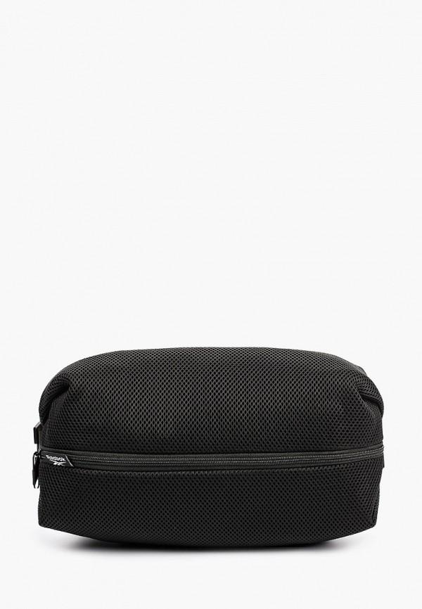 женская поясные сумка reebok, черная