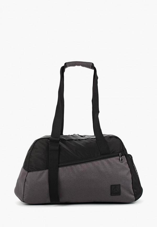 Сумка спортивная Reebok Reebok RE160BWALMF3 take it easy сумка спортивная rom ацтеки цвет серый