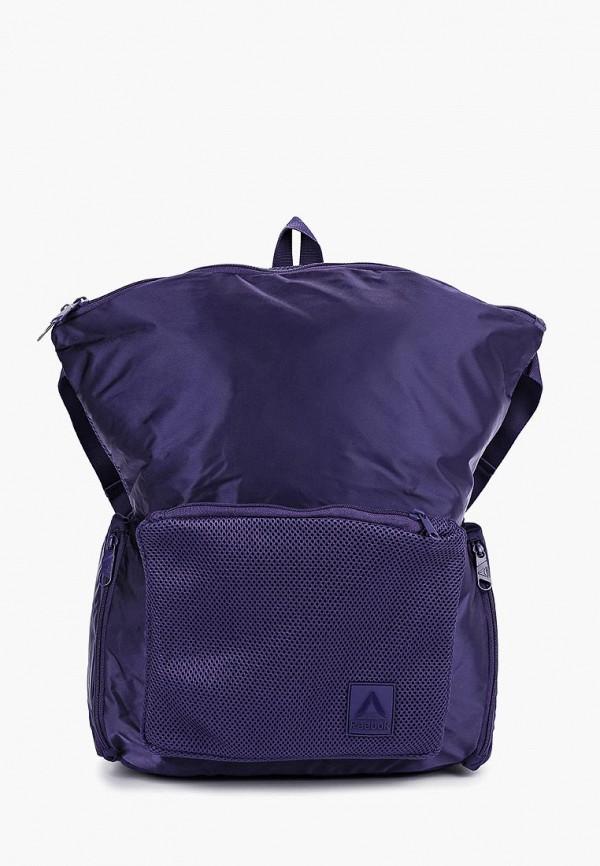Фото - Женский рюкзак Reebok фиолетового цвета
