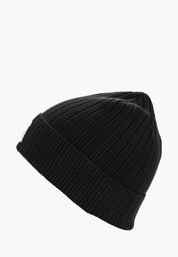 мужская шапка reebok, черная