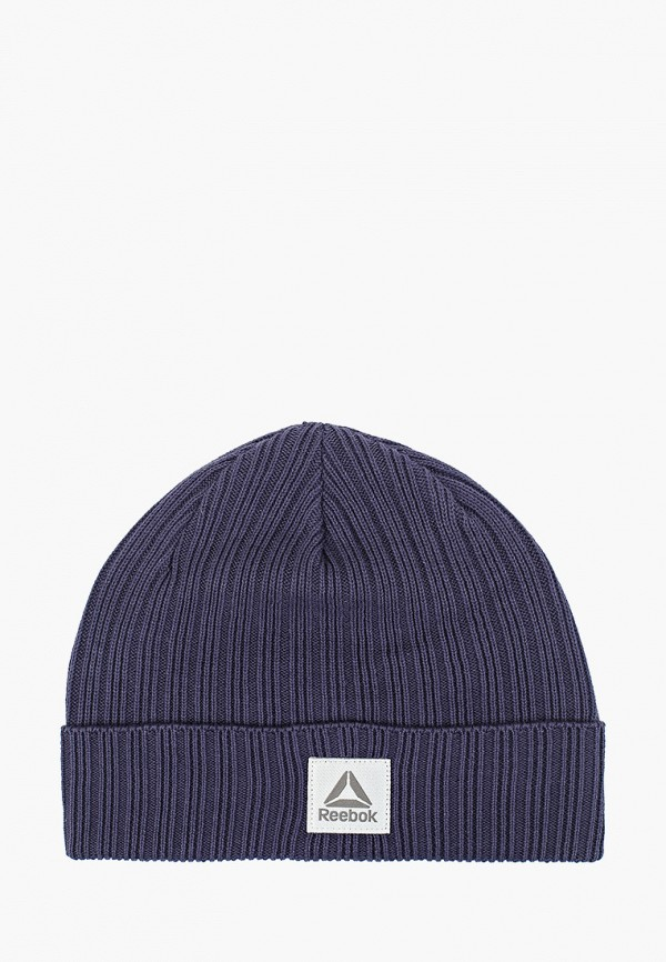 мужская шапка reebok, синяя