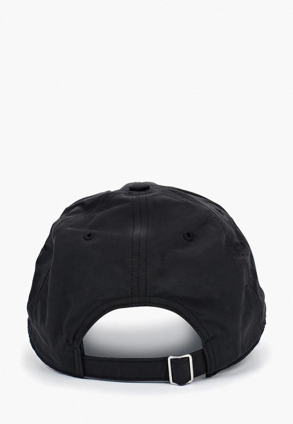 Фото 2 - Бейсболка Reebok черного цвета