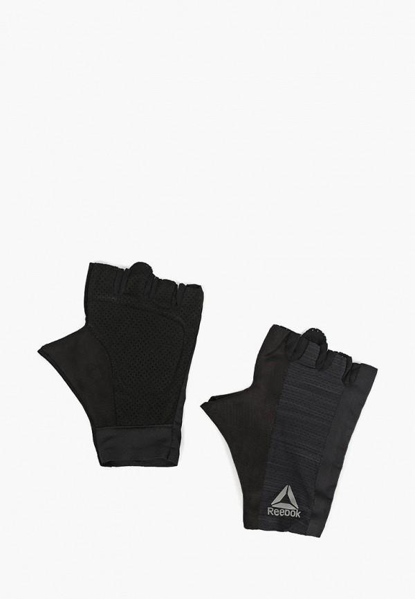 Перчатки для фитнеса Reebok Reebok RE160DWEEFG7 цена
