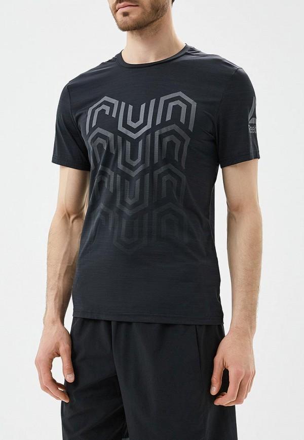 Футболка спортивная Reebok Reebok RE160EMALMM1 футболка reebok ufc