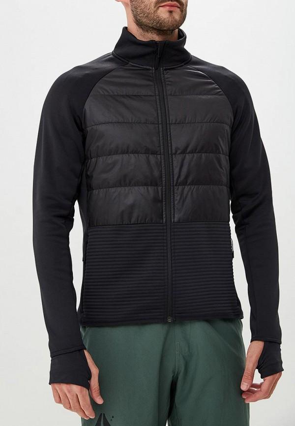 Купить Куртка утепленная Reebok, ThermoWarm Padded Jacket, RE160EMCDMF8, черный, Осень-зима 2018/2019