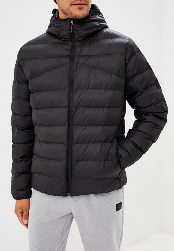 Купить Куртка утепленная Reebok, OD DWNLK JCKT, RE160EMCDMG0, черный, Осень-зима 2018/2019