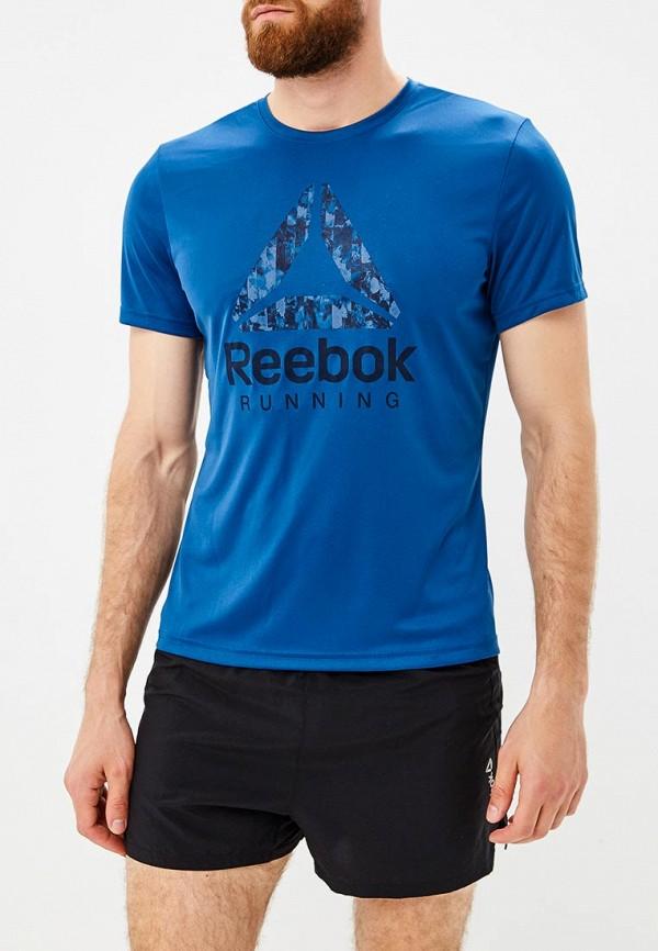 Футболка спортивная Reebok Reebok RE160EMCDMK5 футболка спортивная reebok reebok re160ewcdob7