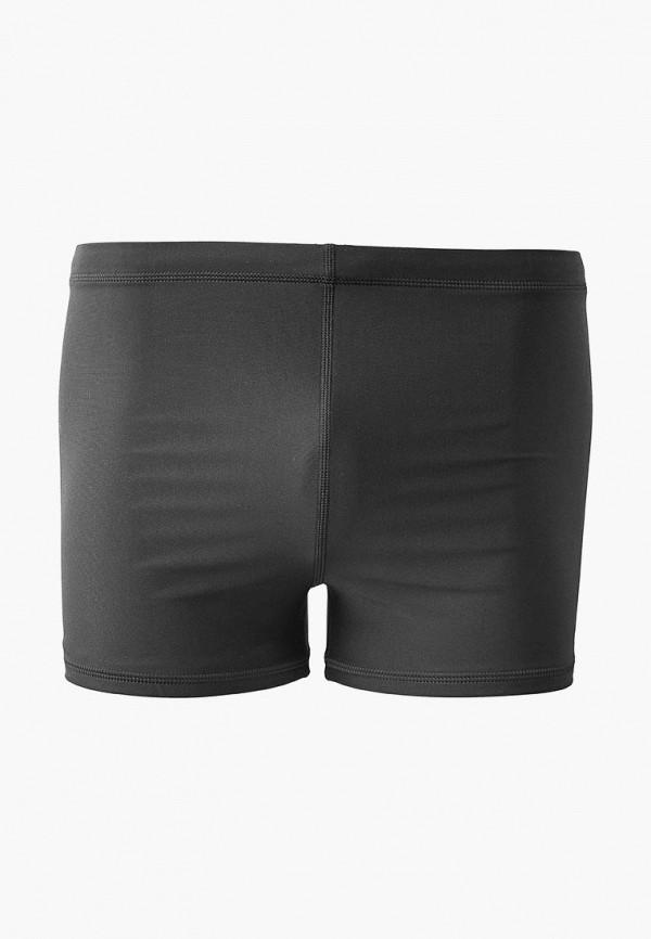мужские плавки reebok, черные