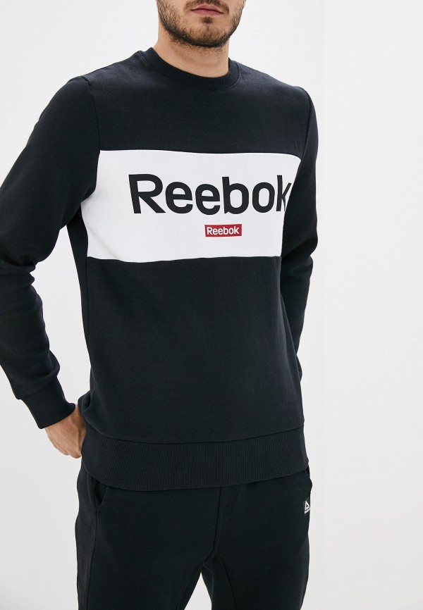 Фото - Свитшот Reebok черного цвета