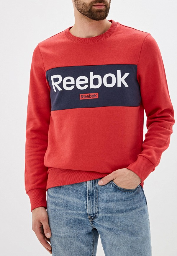 Свитшот Reebok Reebok RE160EMFKLI7 цены онлайн
