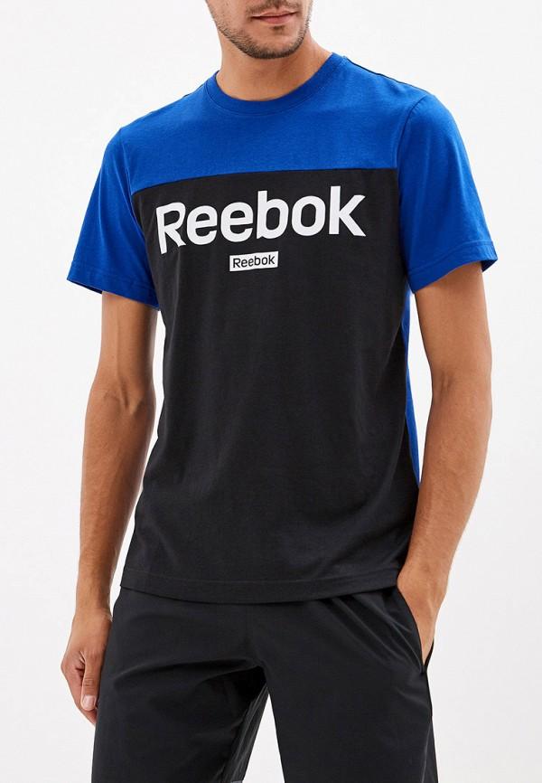 лучшая цена Футболка Reebok Reebok RE160EMFKLN2