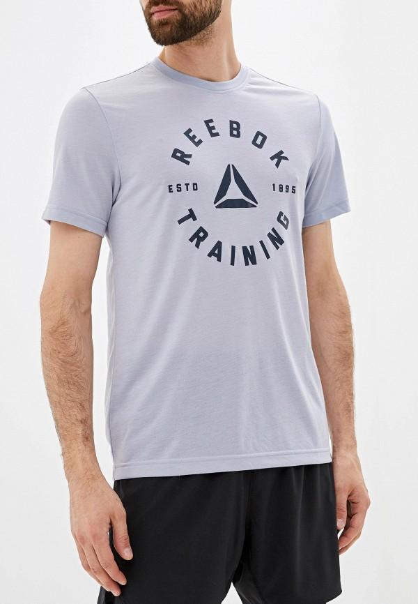 Футболка спортивная Reebok Reebok RE160EMFKLN6 цена