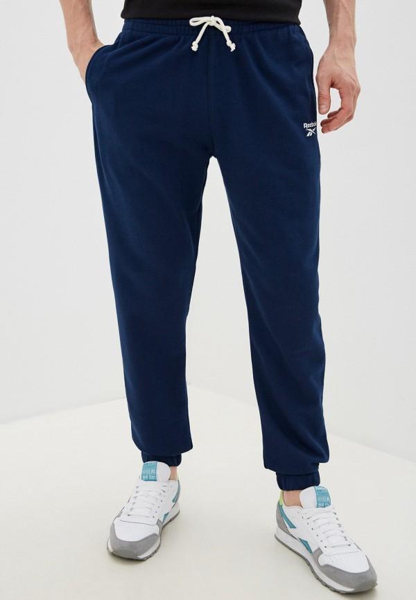 мужские спортивные брюки reebok, синие