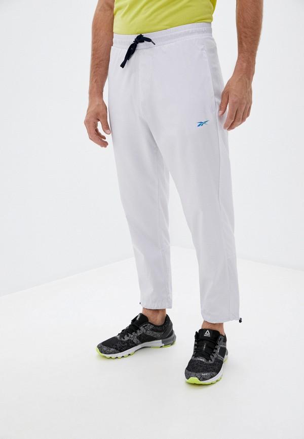 мужские спортивные брюки reebok, белые