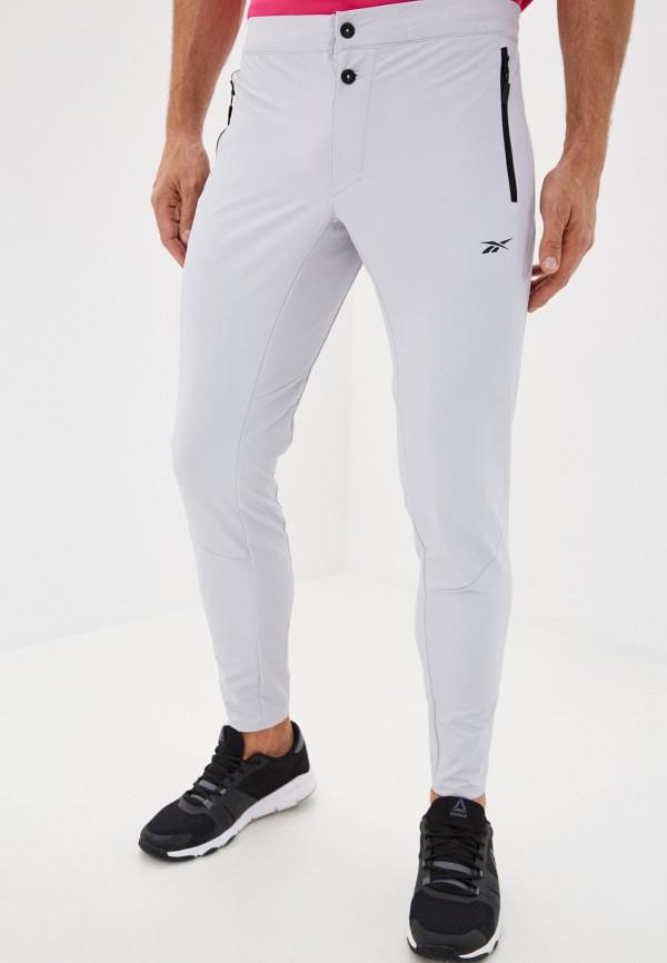 мужские повседневные брюки reebok, серые