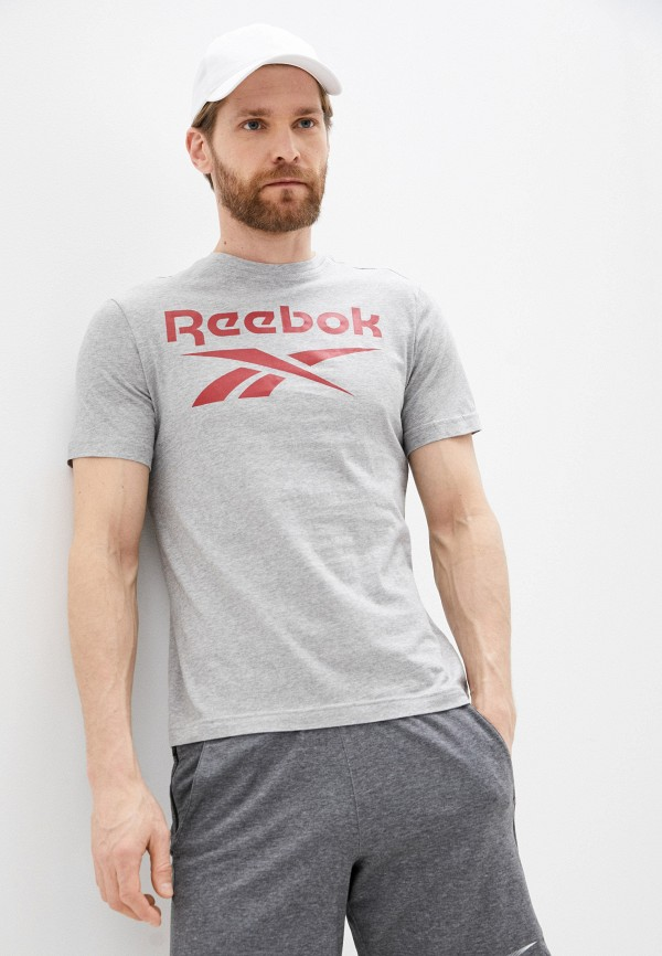 мужская спортивные футболка reebok