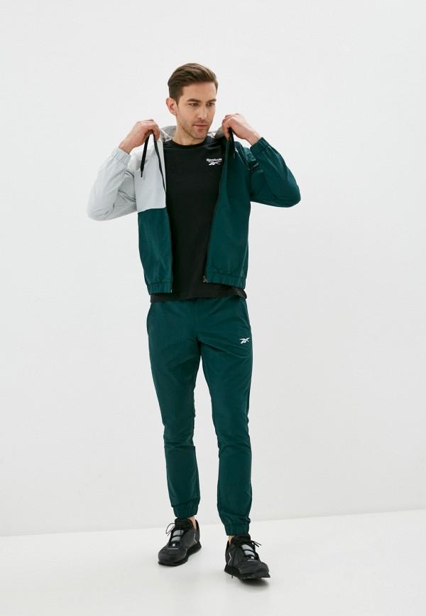 Костюм спортивный Reebok Reebok GJ6339 зеленый фото