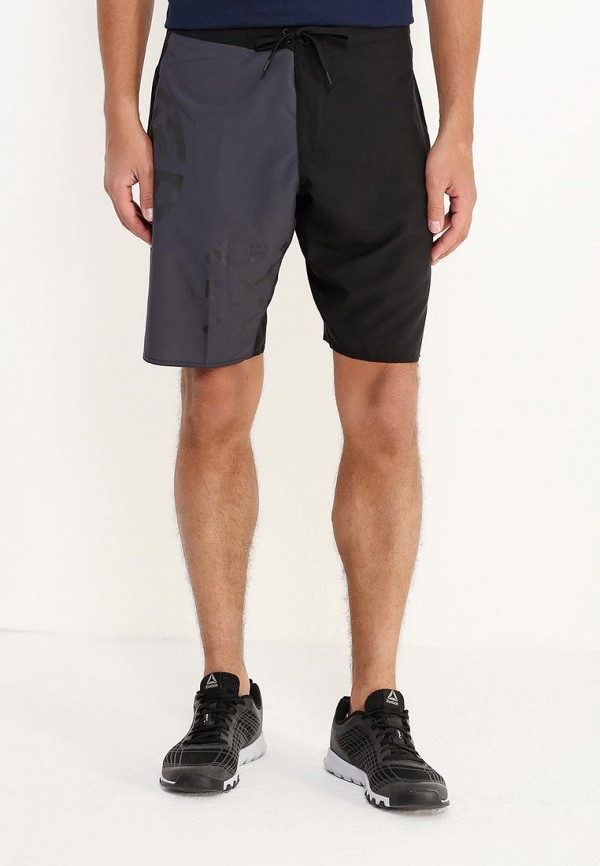 Шорты спортивные Reebok Reebok RE160EMQJT14 гантель reebok dumbbell black цвет черный 5 кг