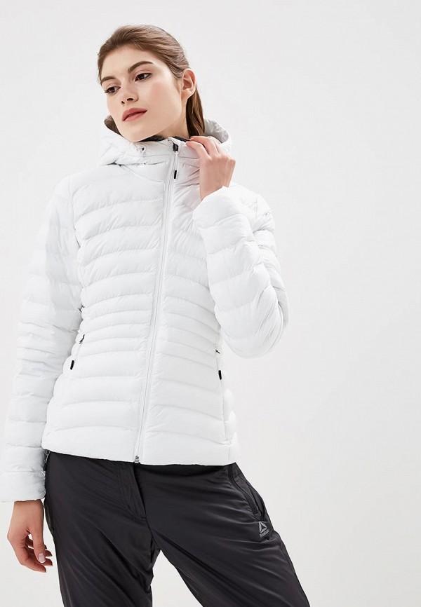 Купить Куртка утепленная Reebok, OD BMBR DWNLK JCKT, RE160EWCDNM2, белый, Осень-зима 2018/2019