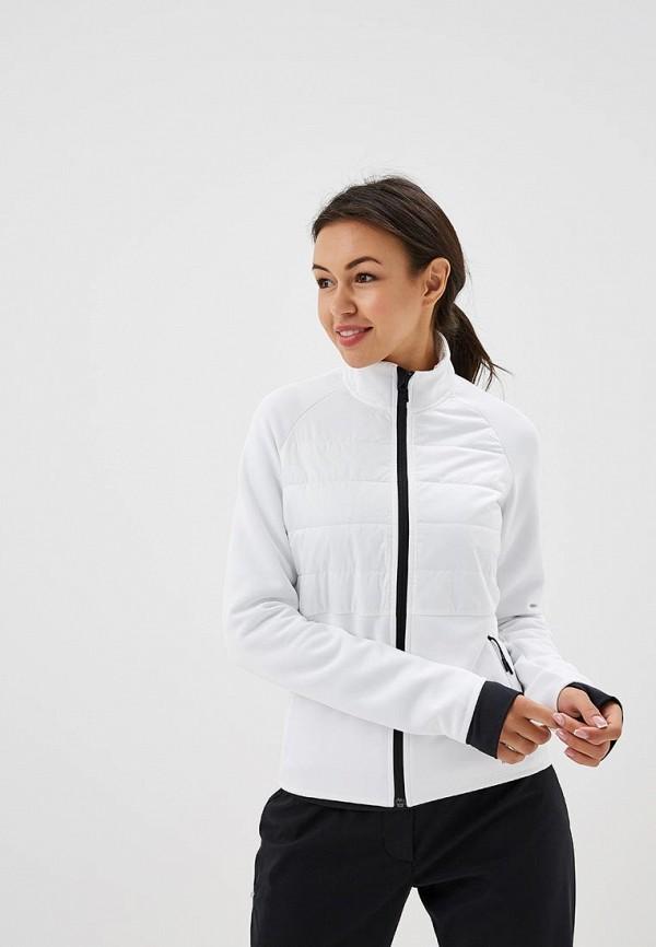 Купить Куртка Reebok, OS THERMO DP PADDED JKT, RE160EWCDNM3, белый, Осень-зима 2018/2019