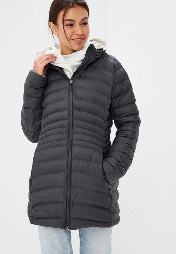 Купить Куртка утепленная Reebok, OD DWNLK PRKA, RE160EWCDNV2, серый, Осень-зима 2018/2019