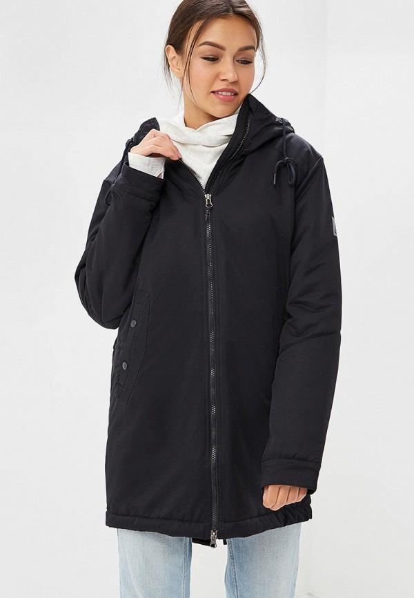 Купить Куртка утепленная Reebok, OD FL PRKA, RE160EWCDNV4, черный, Осень-зима 2018/2019