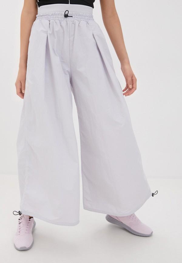 женские спортивные брюки reebok, серые