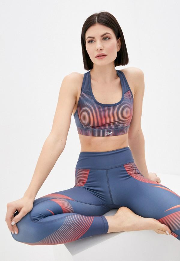 женский спортивный костюм reebok, разноцветный