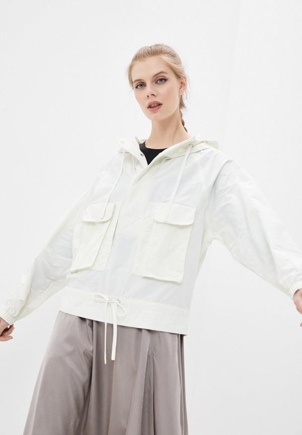 Куртка Reebok белого цвета