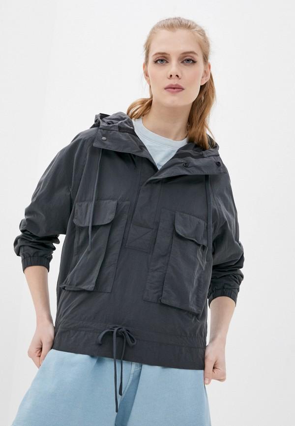 Куртка Reebok серого цвета