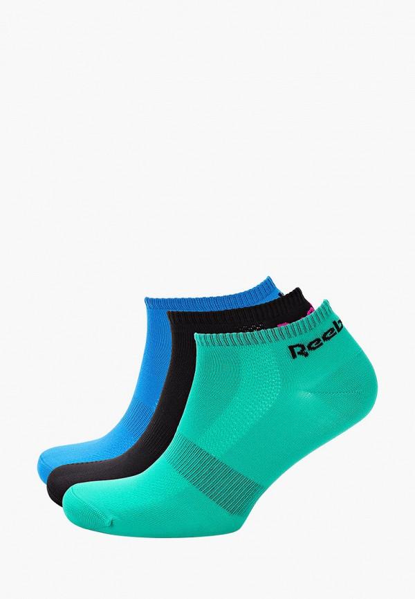 мужские носки reebok, разноцветные