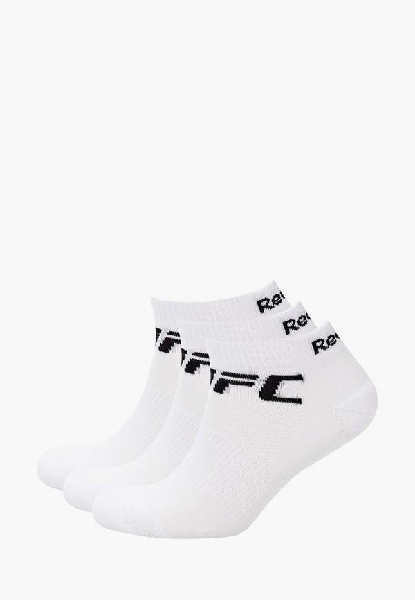 женские носки reebok, белые
