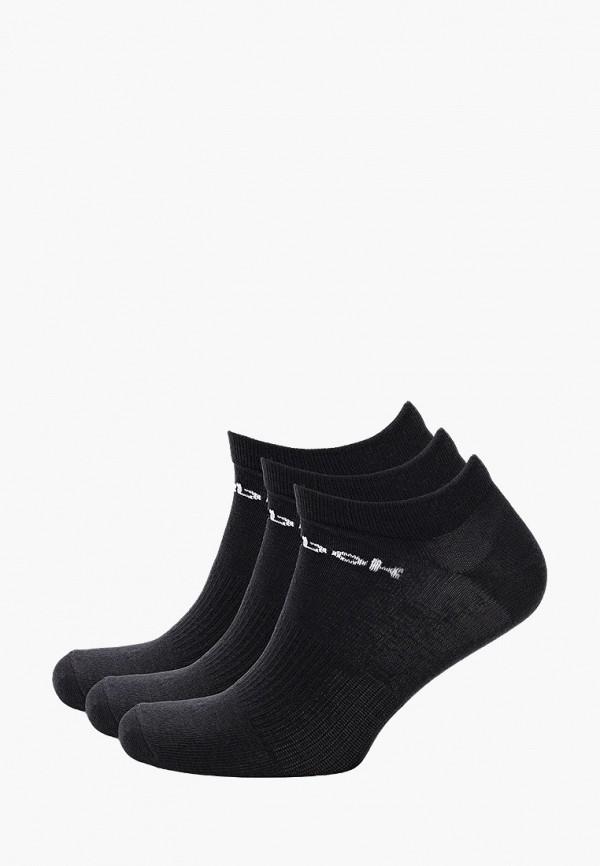 женские носки reebok, черные