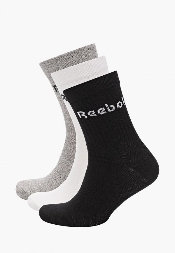 женские носки reebok, разноцветные