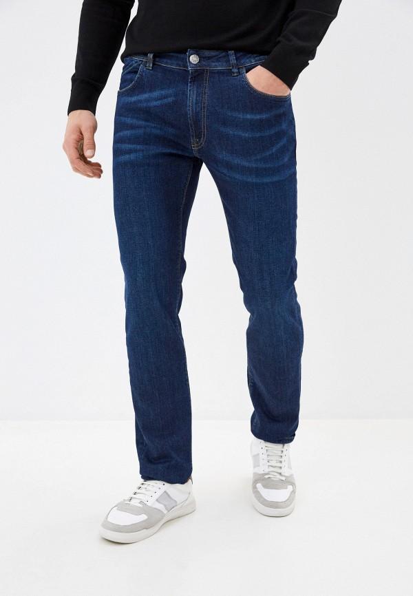 мужские прямые джинсы re-hash, синие