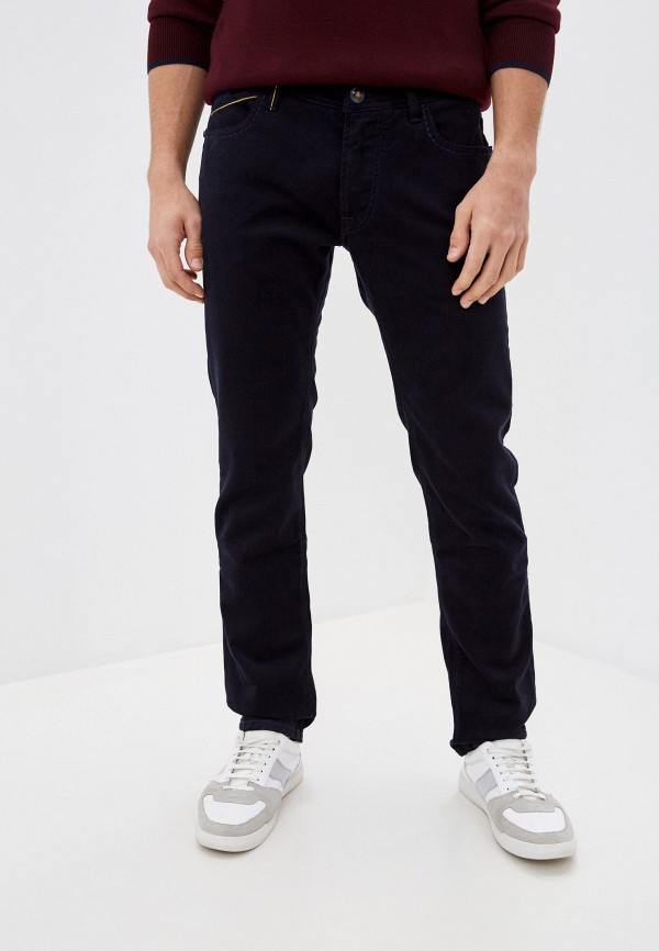 мужские повседневные брюки re-hash, синие