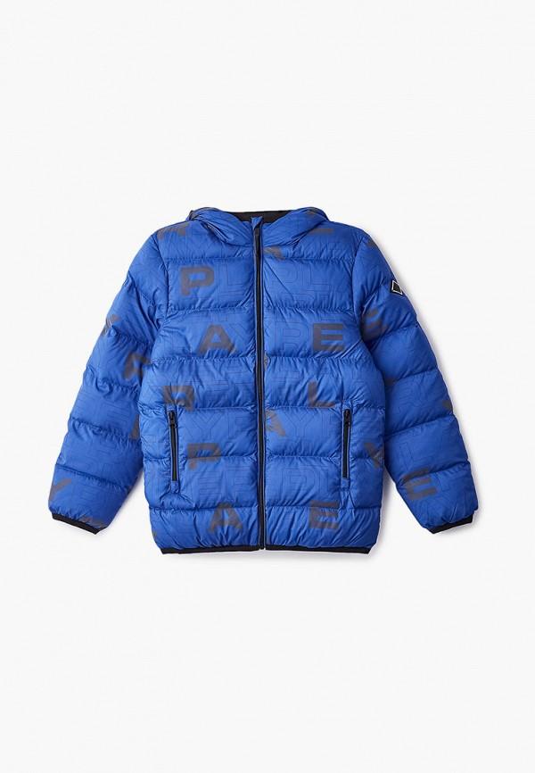 куртка replay для мальчика, синяя