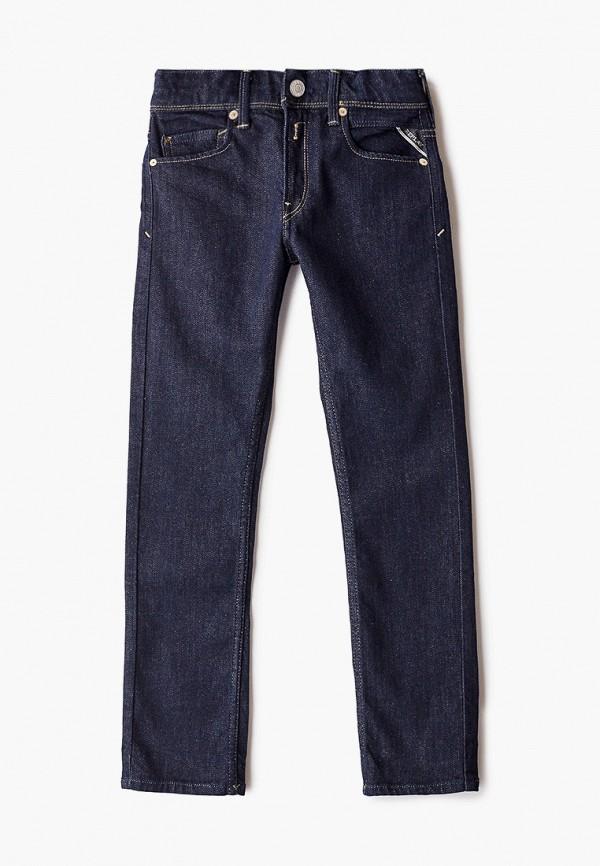 джинсы replay для мальчика, синие