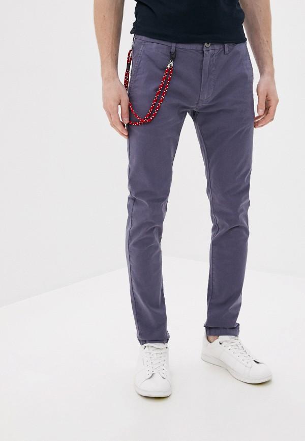 мужские брюки чинос replay, синие