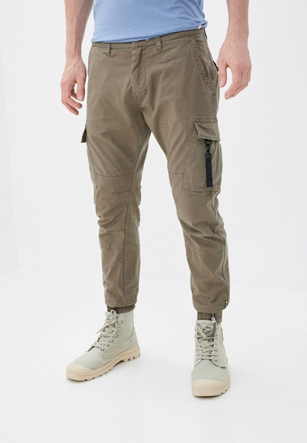 мужские брюки replay, хаки