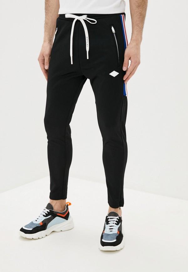 мужские спортивные брюки replay, черные