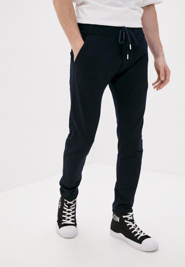 мужские спортивные брюки replay, синие