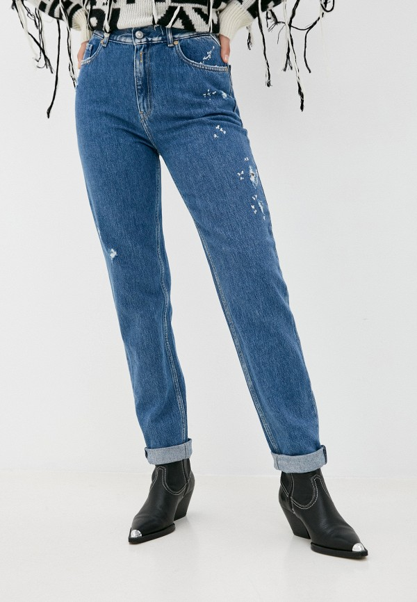 женские джинсы replay, синие