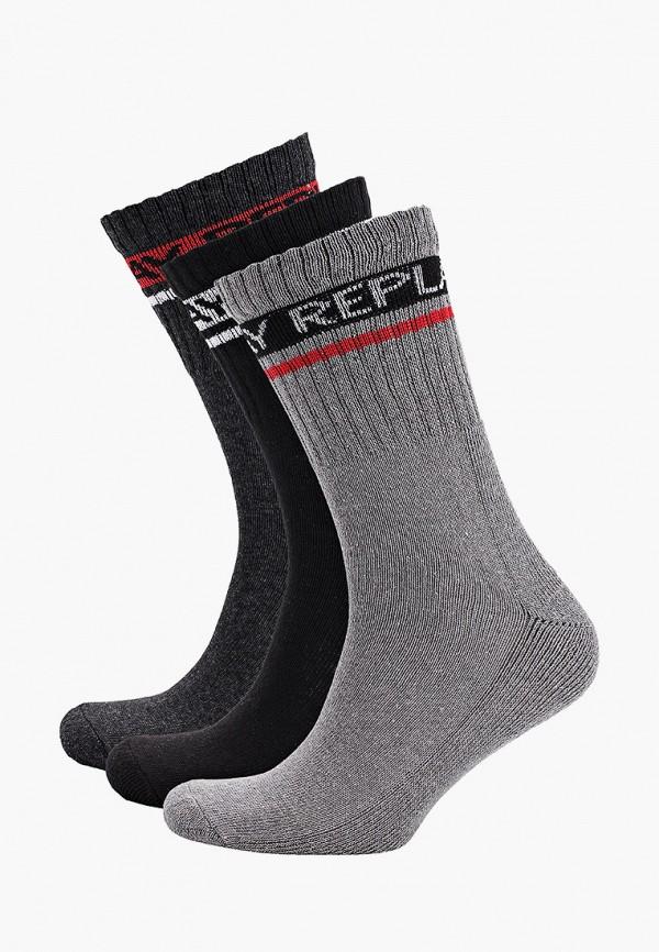 мужские носки replay, разноцветные