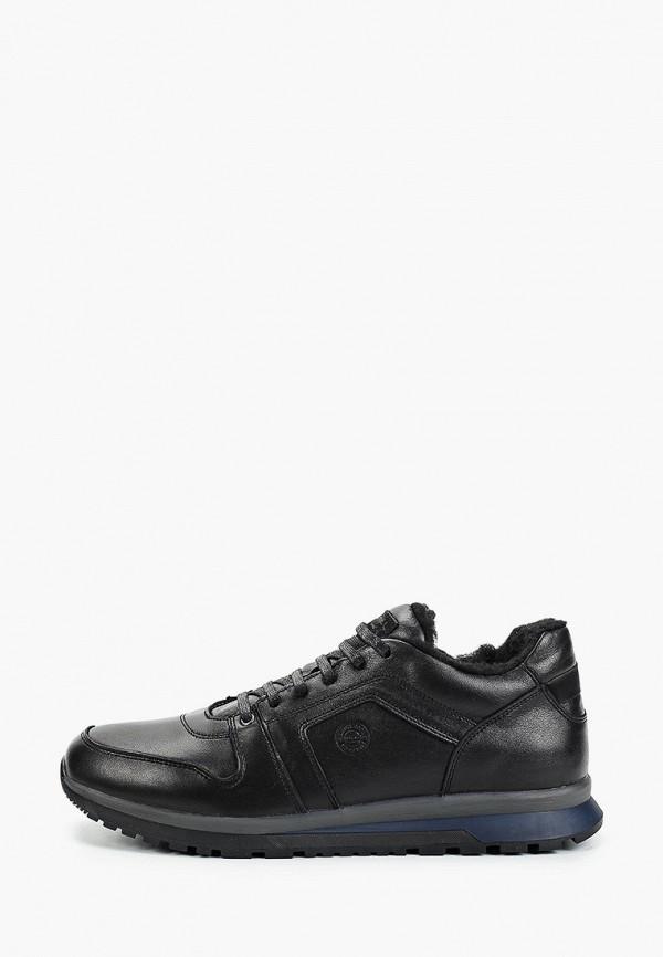 мужские кроссовки respect, черные