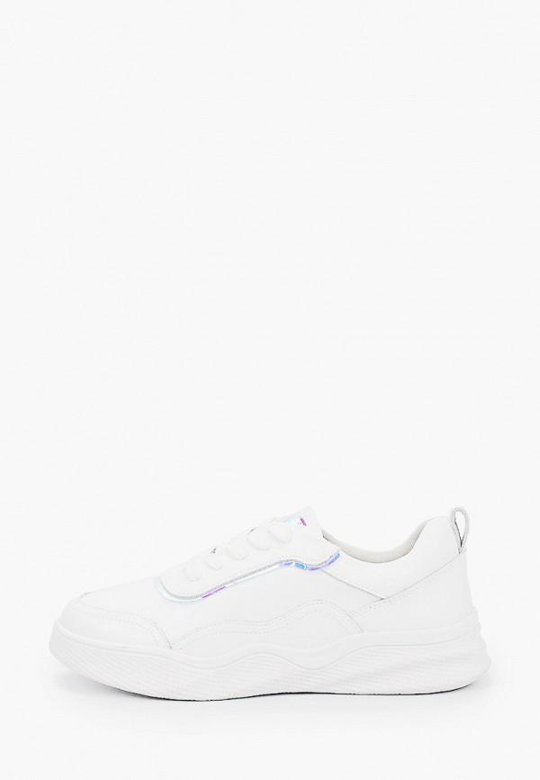 женские кроссовки respect, белые