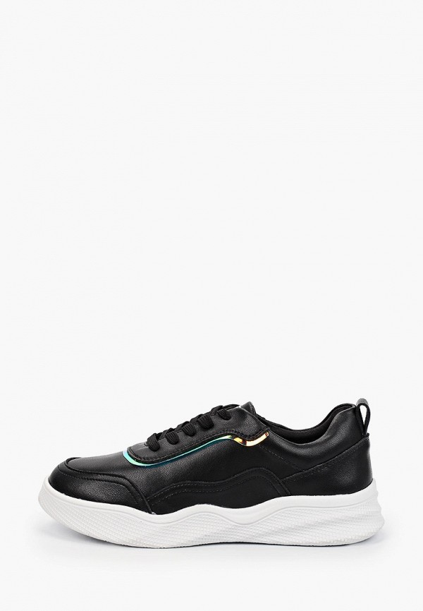 женские кроссовки respect, черные