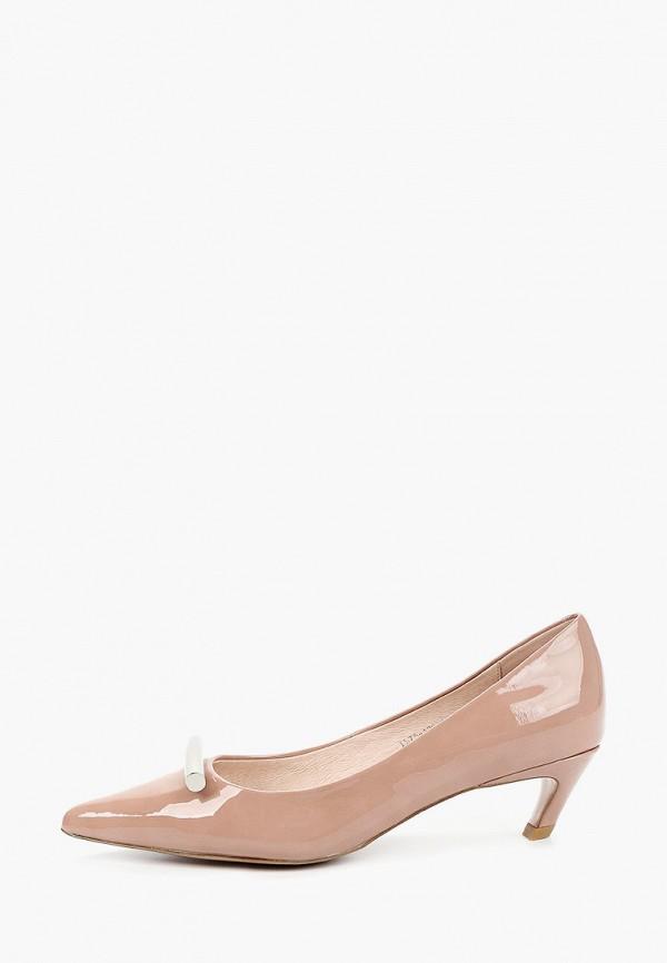 женские туфли respect, розовые